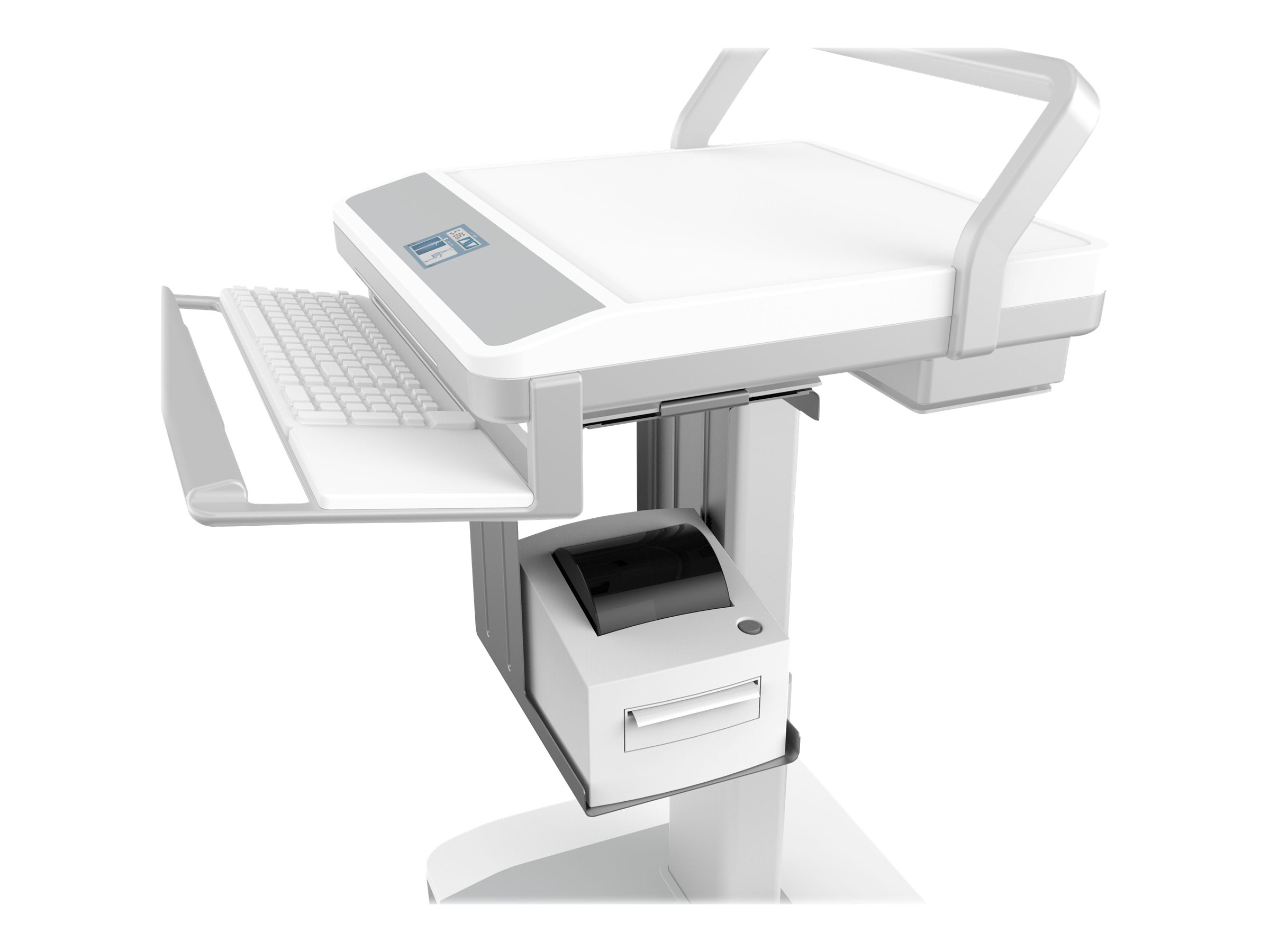 Humanscale - mounting component