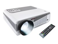 PyleHome PRJAND615 LCD projector 3000 lumens 1280 x 780 1080p -