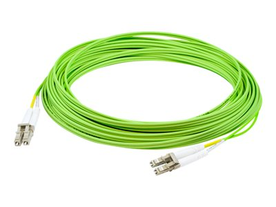 AddOn - Patch cable - LC/PC multi-mode (M) to LC/PC multi-mode (M) - 10 m
