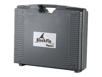 Panduit Network tool carrying case black