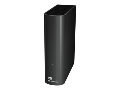 WD Elements Desktop Harddisk WDBWLG0030HBK 3TB USB 3.0