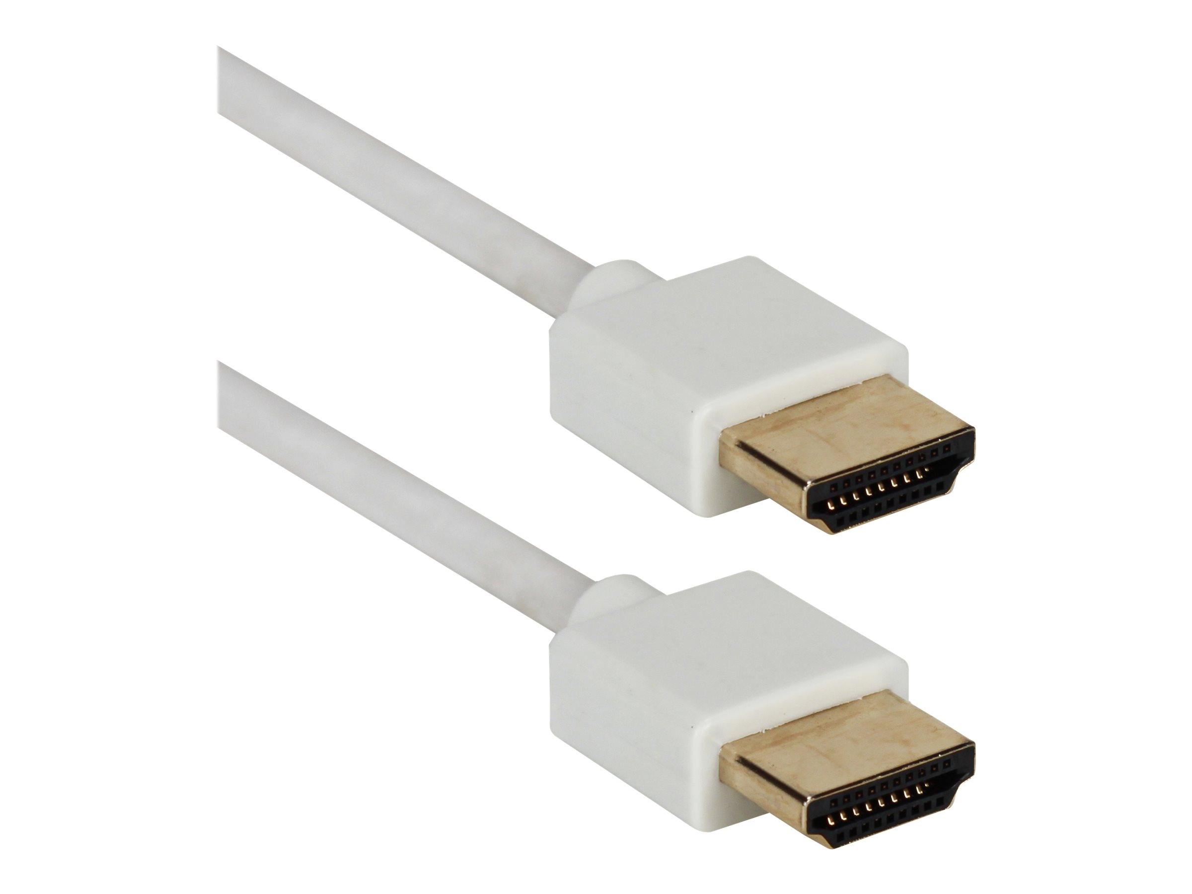 QVS High Speed - HDMI with Ethernet cable - 3.05 m