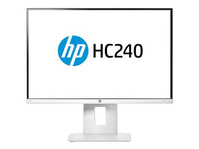 HP HC240 Healthcare LED monitor 24INCH (24INCH viewable) 1920 x 1200 Full HD (1080p) IPS  image