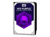 WD, HDD Purple 3TB 3.5 SATA 6Gbs 64MB