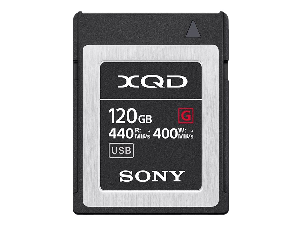 Sony G-Series QD-G120F - Flash-S...