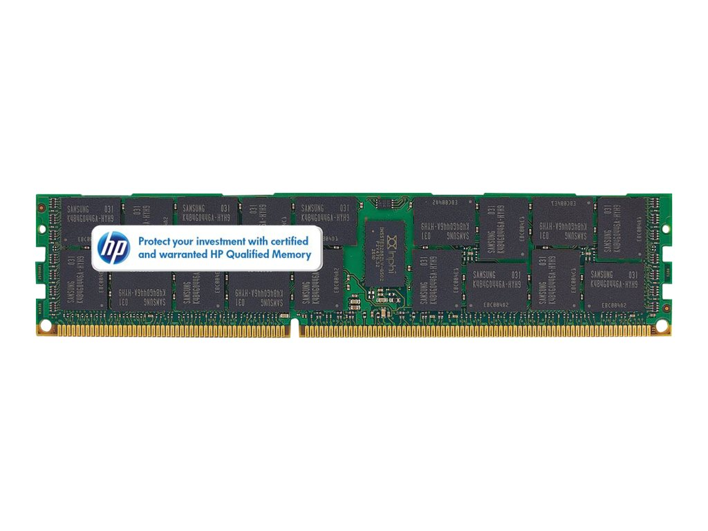 HPE - DDR3 - 2 GB - DIMM 240-pin - registered