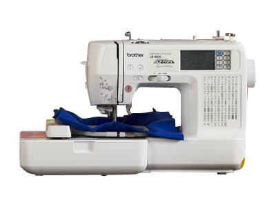Brother Project Runway Limited Edition LB40PRW Sewing Mesmerizing Brother Project Runway Sewing And Embroidery Machine