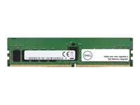 Dell - DDR4 - module - 16 GB - DIMM 288-pin - 2933 MHz / PC4-23400 - 1.2 V - registered - ECC - Upgrade - for PowerEdge C4140; PowerEdge C6420, FC640, M640, R640, R740, R740xd, R840, R940, T640
