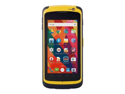 CipherLab RS50 Data collection terminal rugged Android 6.0 (Marshmallow) 16 GB