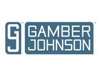 Gamber-Johnson Rack-to-Post DS-74 Mounting component (attachment plate) for printer in-c