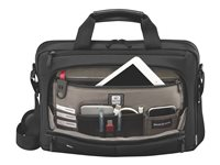 Wenger SOURCE Laptop Brief Notebook carrying case 14INCH black
