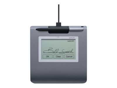 Wacom STU-430 Signature terminal w/ LCD display 3.8 x 2.4 in electromagnetic wired US