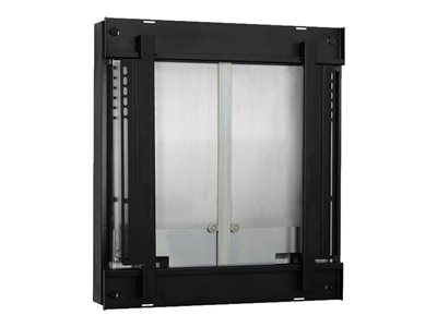 Peerless-AV SmartMount Flat With Vertical Lift SF684VL3 Wall mount for interactive flat panel