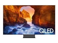 Samsung QN65Q90RAF 65INCH Class (64.5INCH viewable) Q90 Series QLED TV Smart TV