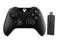 Microsoft Xbox One Wireless Controller and Wireless Adapter for Windows - Game Pad