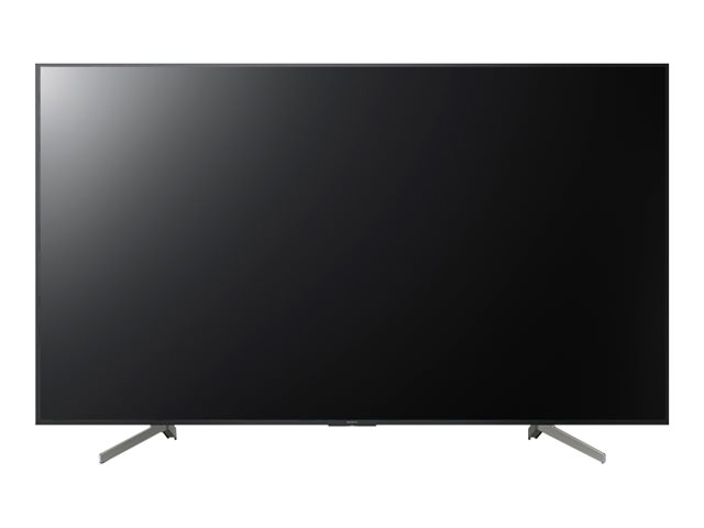 "Sony FWD-85X85G - Classe 85"" (84.6"" visualisable) TV LED - signalisation numérique - Smart TV - Android - 4K UHD (2160p) 3840 x 2160 - HDR - LED à éclairage direct - noir"