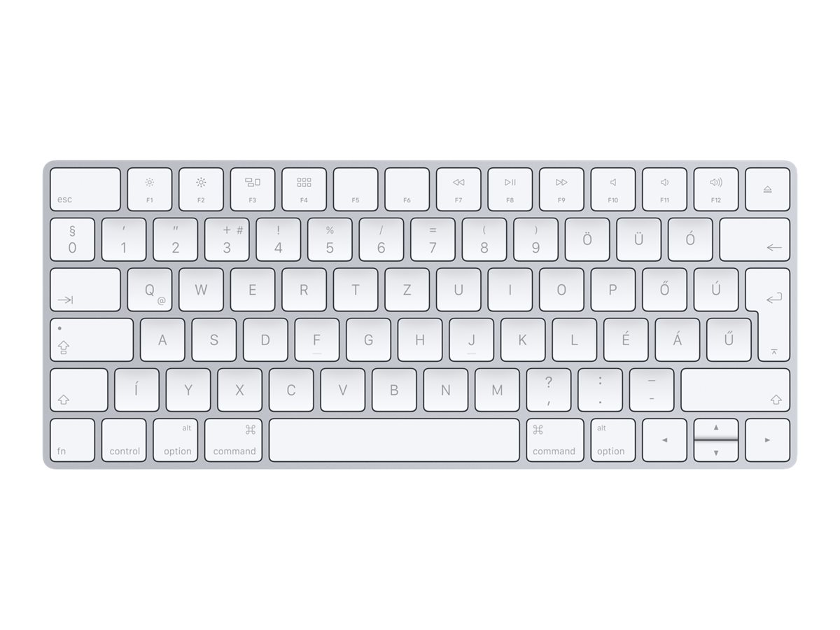 Apple Magic Keyboard - Tastatur - Bluetooth - Ungarisch
