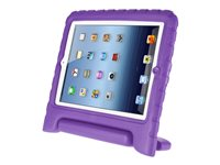i-Blason ArmorBox Kido Back cover for tablet polycarbonate purple for
