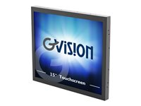 GVision O15 O Series LED monitor 15INCH open frame touchscreen 1024 x 768 300 cd/m²