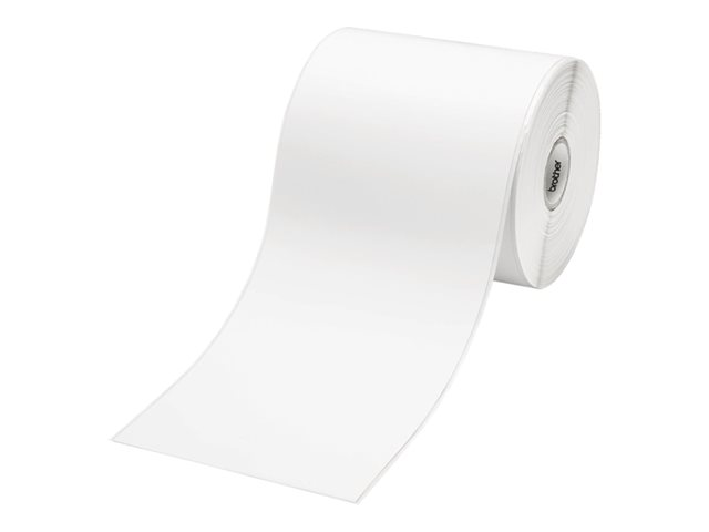 Brother RDS01E2 - Papier - blanc - Rouleau (10,2 cm x 44,3 m) 1 rouleau(x) ruban - pour Brother TD-4000, TD-4100N