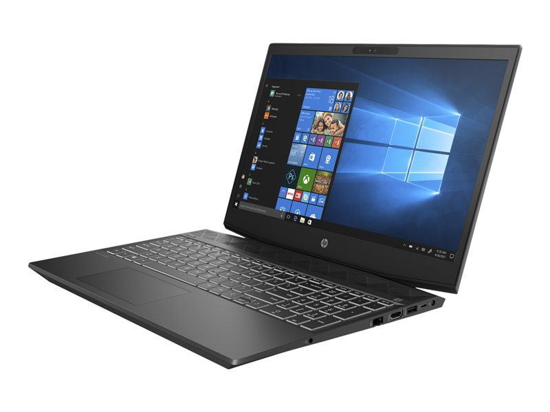 """HP Pavilion Gaming 15-cx0003nf - 15.6"""" - Core i5 8300H - 8 Go RAM - 128 Go SSD + 1 To HDD - Français AZERTY"""