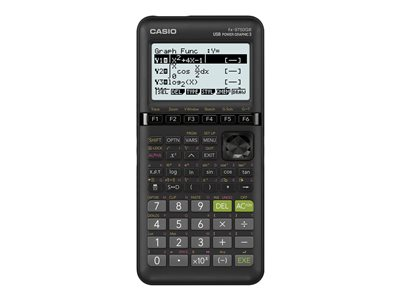 Casio FX-9750GIII Graphing calculator USB battery black