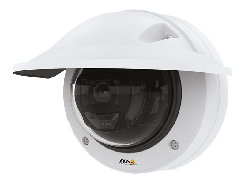 AXIS AXIS P3245-LVE-3 License Plate Verifier Kit - network surveillance camera - dome