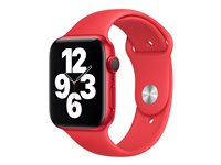 Apple 44mm Sport Band - (PRODUCT) RED