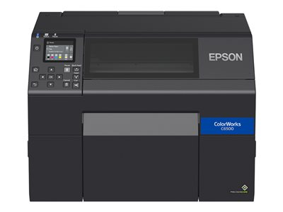Epson ColorWorks CW-C6500A Label printer color ink-jet  1200 x 1200 dpi