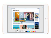Apple iPad Air Wi-Fi 10.5' 64GB Guld Apple iOS 12