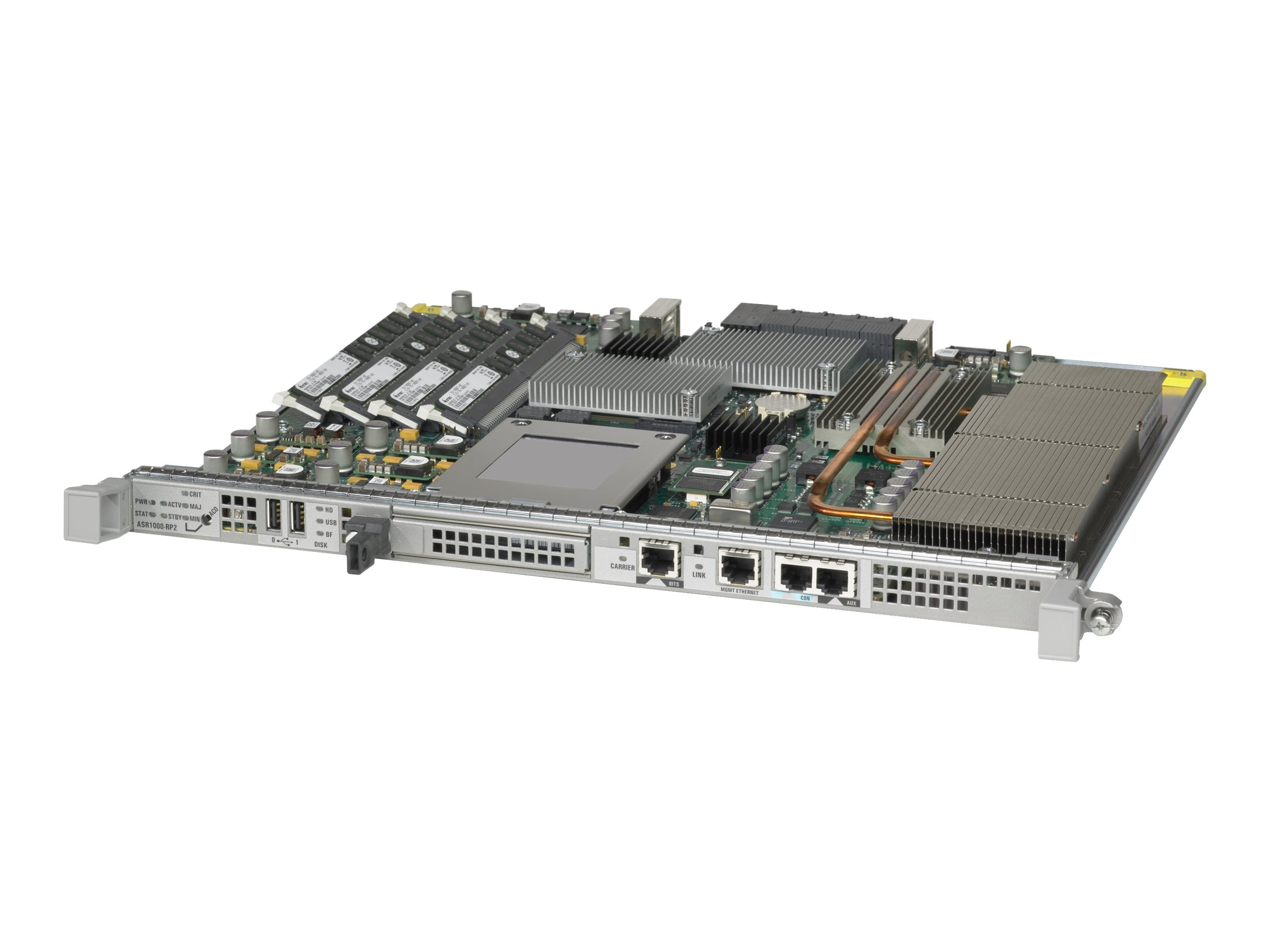 Cisco ASR 1000 Series Route Processor 2 - router - plug-in module