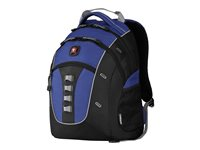 Wenger Granite Notebook carrying backpack 16INCH black, blue