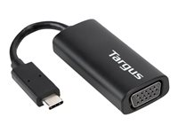 Targus External video adapter USB-C VGA black