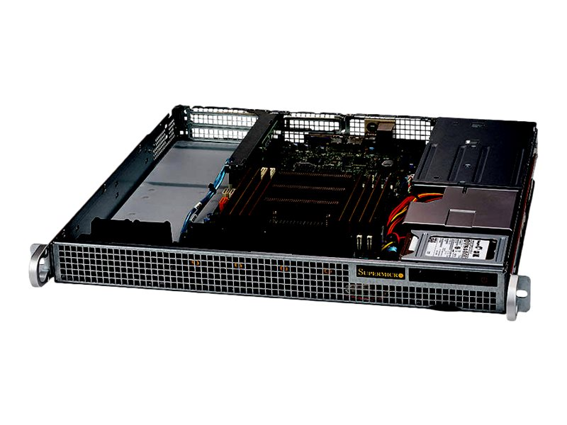 Supermicro SuperServer 1018R-WR - rack-mountable - no CPU - 0 GB - no HDD