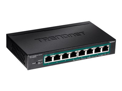 TRENDnet TPE TG82ES Switch 8-porte Gigabit  PoE+