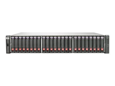HPE TDSourcing Modular Smart Array P2000 2.5-in Drive Bay Chassis - storage enclosure