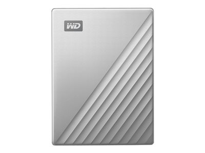 WD My Passport Ultra WDBFTM0040BSL - hard drive - 4 TB - USB 3.0