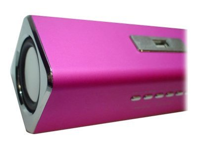 Technaxx MusicMan MA - Digital Player - pink