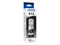 Epson 512 With Sensor - Photo black - original - ink tank - for EcoTank ET-7700, ET-7750; Expression Premium ET-7700, ET-7750
