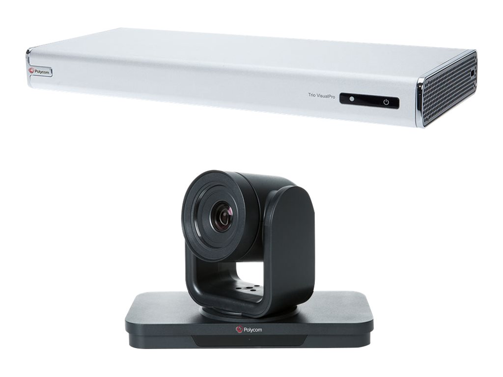 Poly Trio VisualPro - video conferencing kit - with EagleEye IV-4x camera