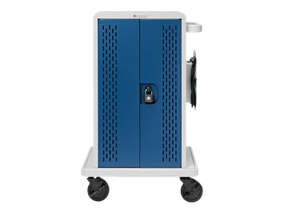 Bretford Core M Charging Cart Cart (charge only) for 36 tablets / notebooks lockable