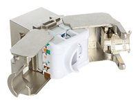 Delock Keystone Module RJ45 female > LSA Cat.6A