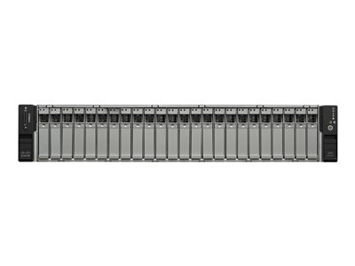 Cisco UCS C240 M3 High-Density Rack-Mount Server Small Form Factor (Not a  standalone SKU) - rack-mountable - Xeon E5-2680V2 2 8 GHz - 256 GB - 21 6 TB
