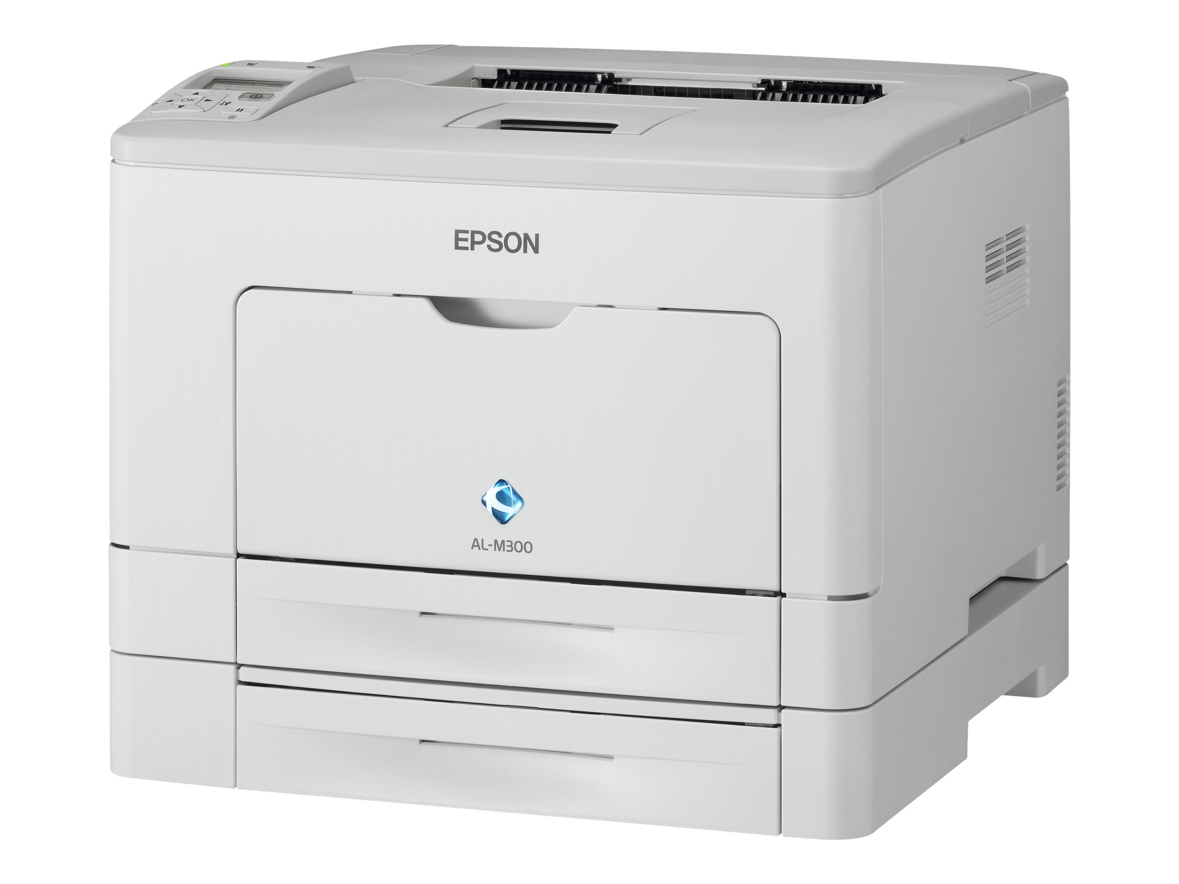 epson workforce al m300dtn imprimante monochrome laser imprimantes laser neuves. Black Bedroom Furniture Sets. Home Design Ideas