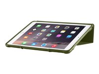 STM Flip cover for tablet polyurethane, polycarbonate pesto for Apple