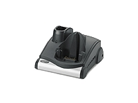 Zebra Single Slot Serial/USB Cradle Kit - Docking cradle - RS-232 / USB - for Zebra MC3200, MC9000, MC9002, MC9050, MC906, MC9060, MC9062, MC9090, MC9094, MC9097, MC92