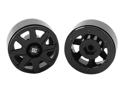 "- Dick Cepek Terrain 1.9"" Beadlock Wheels"
