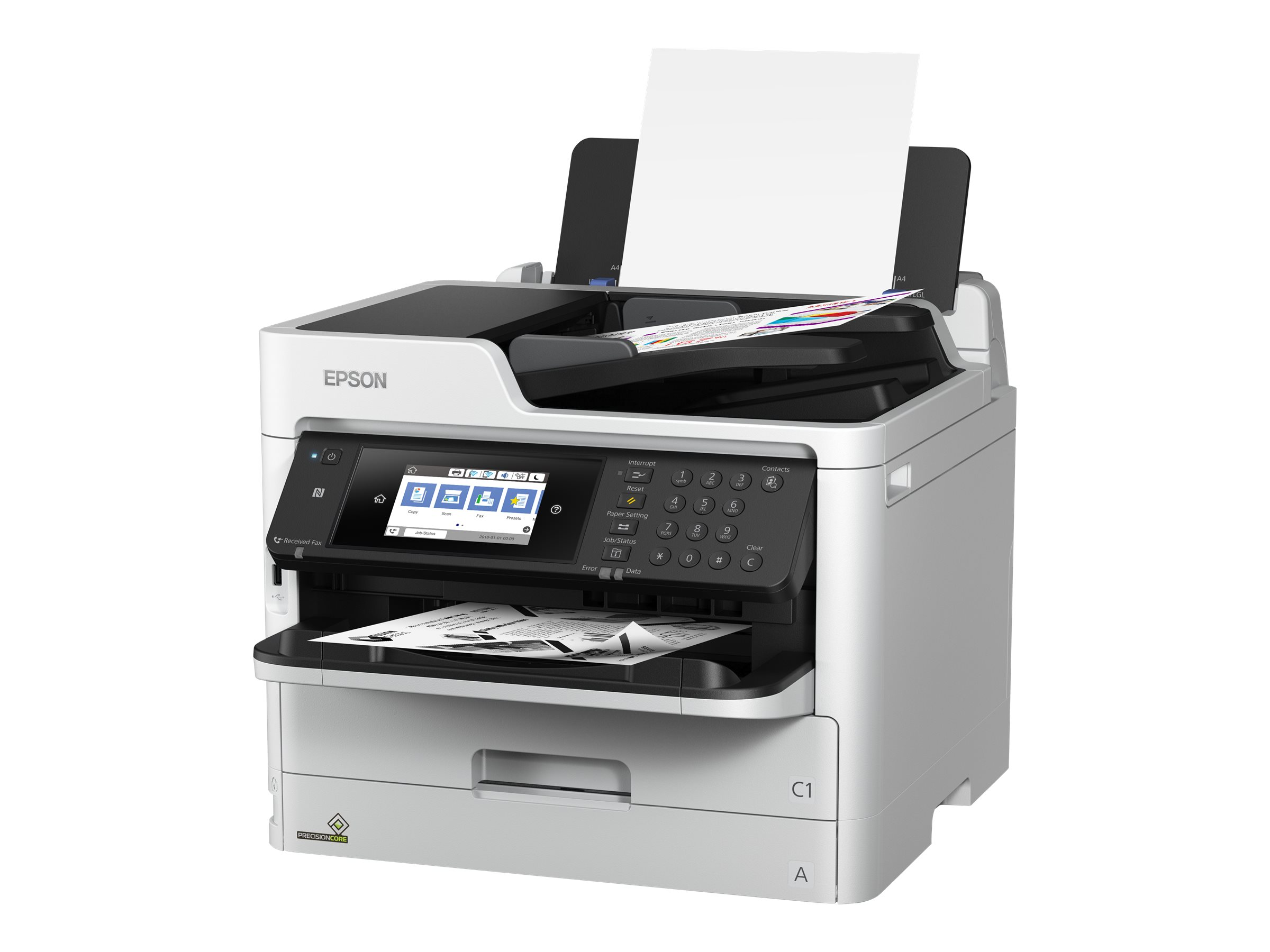 Epson WorkForce Pro WF-M5799 Supertank - multifunction printer - B/W