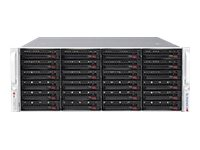 "Supermicro 4U 24x 3.5"" Bays SuperStorage Barebone Server 6049P-E1CR24L"