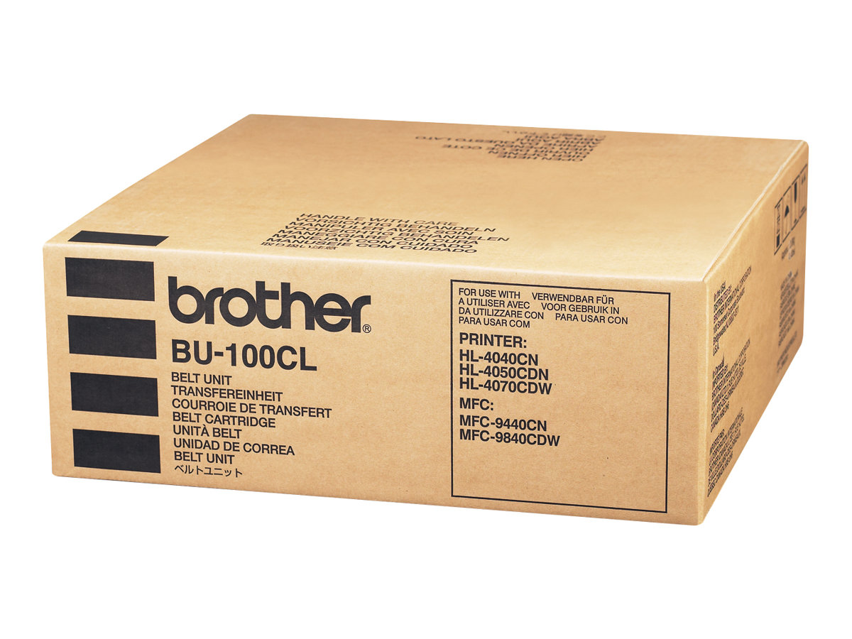 Brother BU-100CL - Druckriemensatz - für Brother DCP-9040, 9042, 9045, HL-3070, 4040, 4050, 4070, MFC-9320, 9440, 9450, 9840